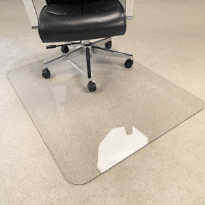 Heavy Duty Hard Chair Mat forcarpet
