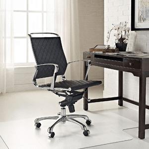 Azadx Office Chair Mat for Hardwood Floor