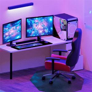 Gaming Chair Mat for Hardwood Floor