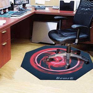 HOMEK Chair Mat for Hardwood Floor
