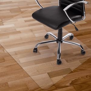 Kuyal Clear Chair Mat Hard Floor Use