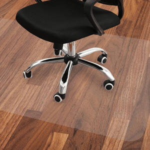 Office Chair Mat Protector for Under Rolling Computer Chairs Desk and Table Suitable for Hardwood Floors and Tiles