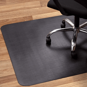 Office Chair Mat for Hardwood and Tile Floor